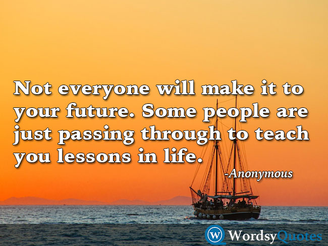Anonymous future quotes