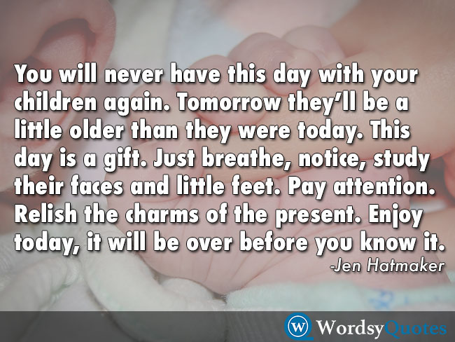 Jen Hatmaker baby children parenting quotes