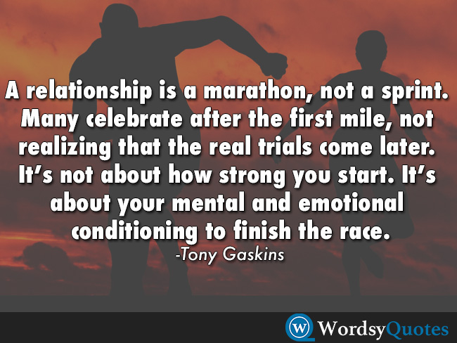 Tony Gaskins relationship quotes