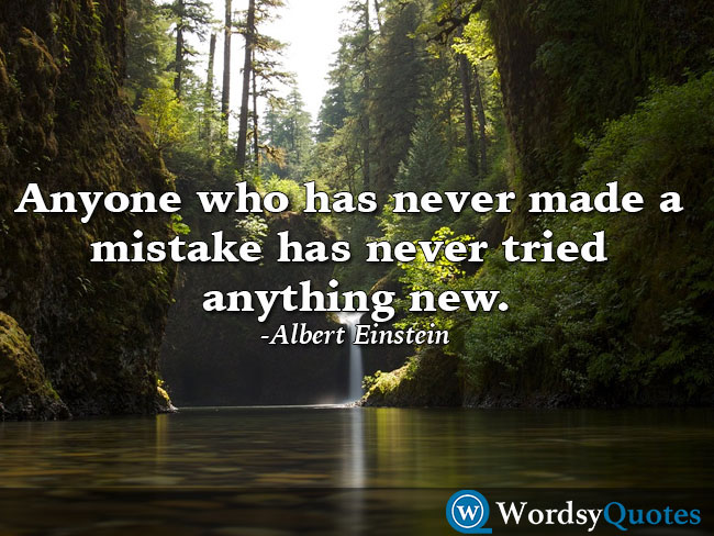 Albert Einstein - motivational quotes