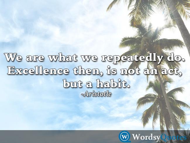 Aristotle motivational quotes