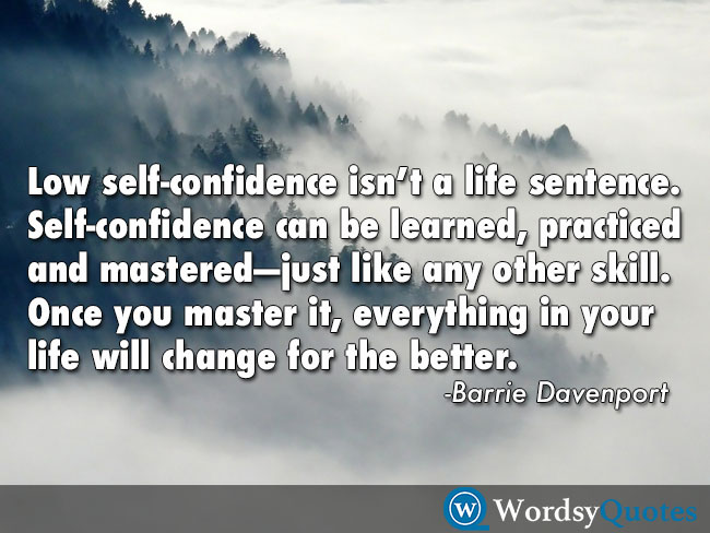 Barrie Davenport - Motivational Quotes