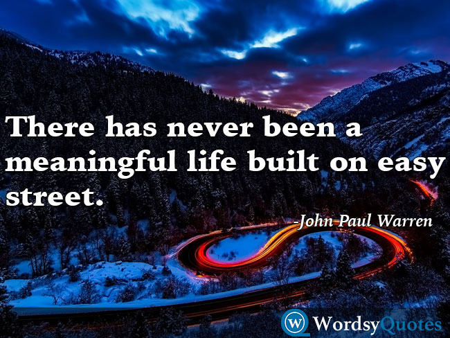 John Paul Warren - motivational quotes