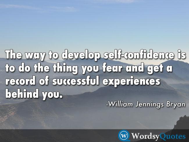 William Jennings Bryan Motivational Quotes