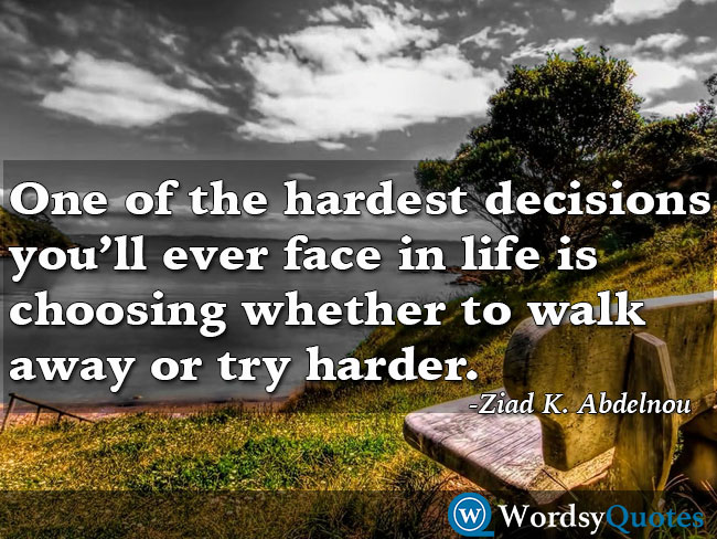 Ziad K. Abdelnou relationship quotes