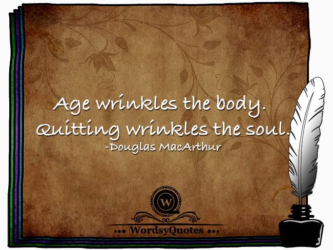 Douglas MacArthur - motivational quotes