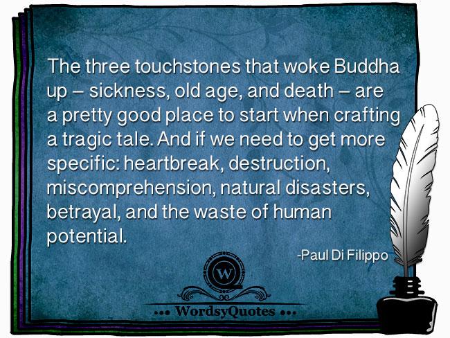 Paul Di Filippo - age quotes