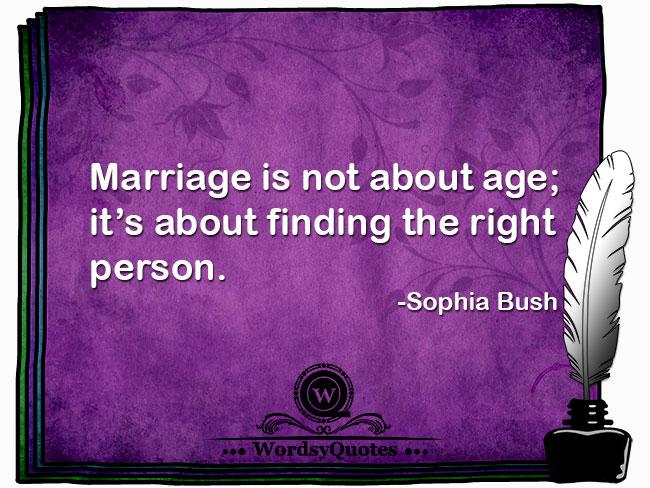Sophia Bush - age quotes